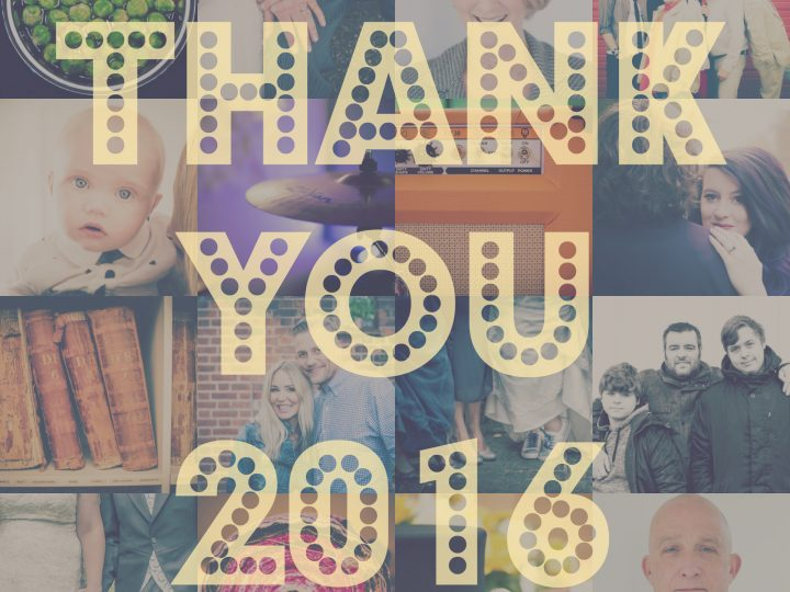 Thank You & Goodbye 2016